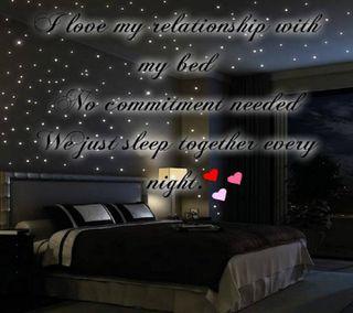 Обои на телефон вместе, правда, ночь, навсегда, мой, любовь, кровать, my bed, love qoute, love