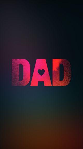 Обои на телефон отец, сердце, минимализм, любовь, крутые, день, papa, love, fathers, daddy