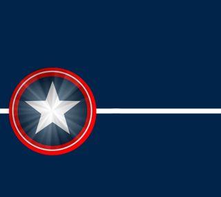Обои на телефон мстители, логотипы, капитан, америка, captain america logo