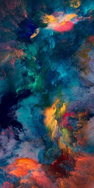 Обои на телефон микс, цветные, арт, art