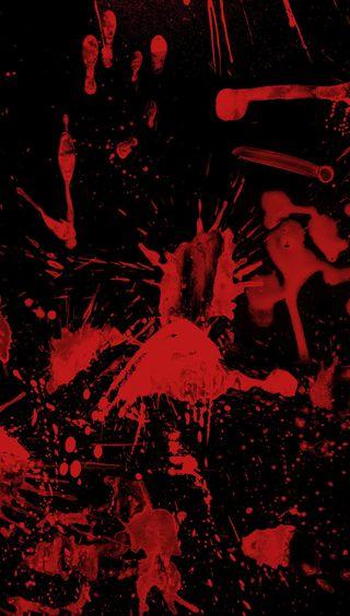 Обои на телефон кровь, черные, крутые, красые, murder