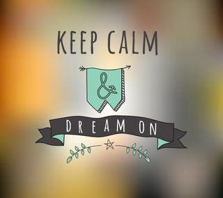 Обои на телефон цитата, спокойствие, поговорка, мечта, вдохновение, on, keep