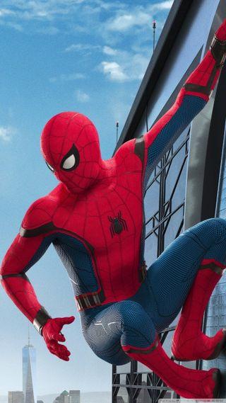 Обои на телефон супер, паук, герой, spider man