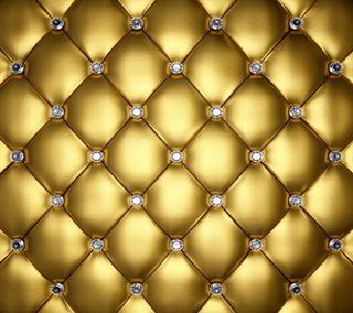 Обои на телефон роскошные, текстуры, кожа, золотые, бриллианты, upholstery, luxury
