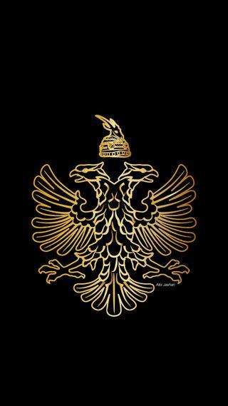 Обои на телефон изображения, орел, логотипы