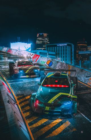 Обои на телефон стенс, ниссан, машины, конепт, дрифт, гоночные, бмв, арт, nissan, gtr, car art concept, bmw