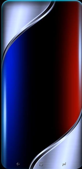 Обои на телефон грани, черные, цветные, синие, кораллы, золотые, абстрактные