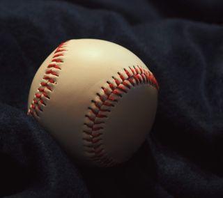 Обои на телефон бейсбол, мяч, lg, g5