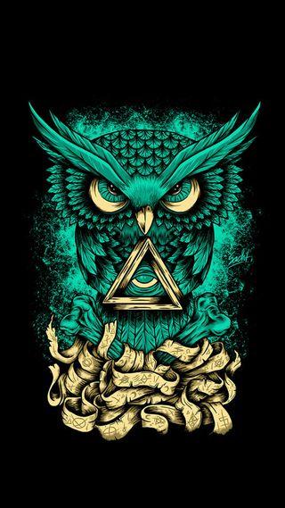 Обои на телефон сша, новый, мир, иллюминаты, зеленые, животные, глаза, usa, simbolo, order, masonico, illuminati buho