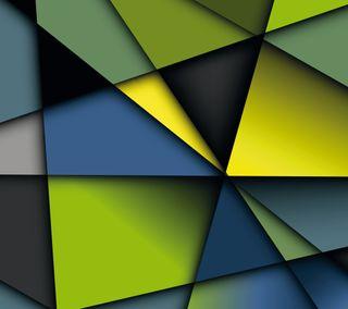 Обои на телефон геометрические, арт, абстрактные, art, 3д, 3d