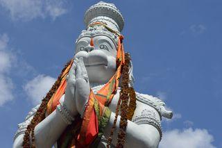Обои на телефон хануман, индийские, бог, tirupati, tirupathi, anjaneya