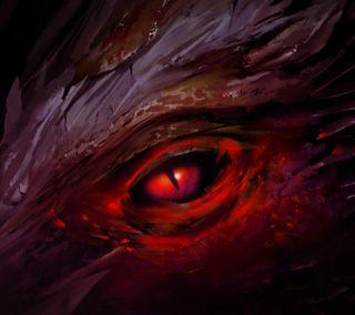 Обои на телефон дрейк, темные, красые, змея, змеевидный, зло, дракон, глаза, взгляд, dragon