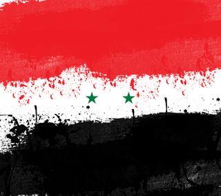 Обои на телефон флаги, логотипы, дизайн, абстрактные, syria, governement