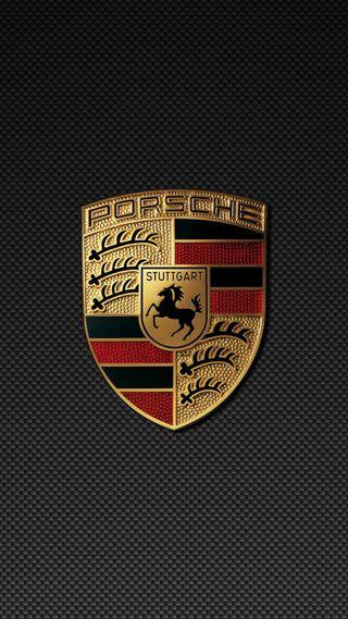 Обои на телефон porsche, машины, логотипы, авто, карбон, эмблемы, порше