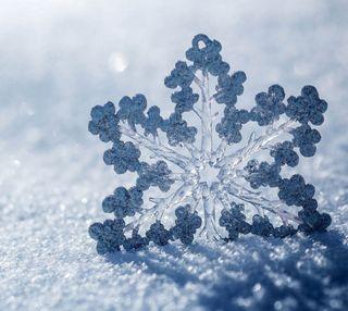 Обои на телефон снежинки, холодное, снег, природа, пейзаж, зима