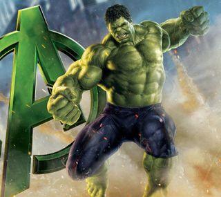Обои на телефон халк, мстители, вселенная, марвел, marvel, hulk avenger