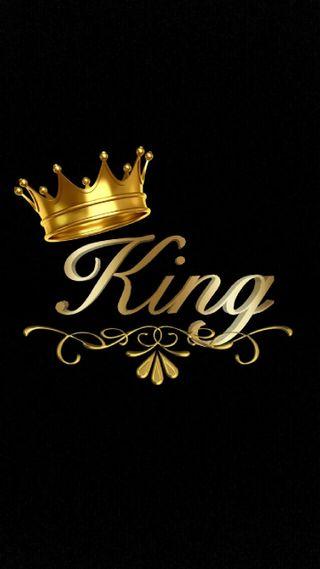 Обои на телефон корона, король, the one