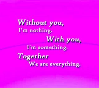 Обои на телефон ты, мы, любовь, вместе, we are everything, love, everything