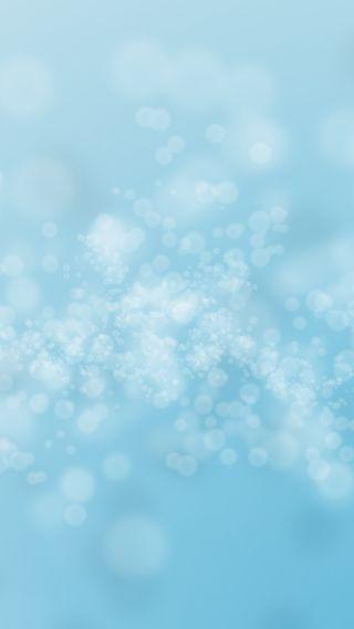 Обои на телефон пузыри, синие, простые, дизайн, вода, белые, air