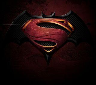 Обои на телефон герои, супермен, супер, марвел, логотипы, летучая мышь, герой, бэтмен, marvel, bat and super