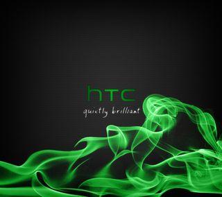 Обои на телефон зеленые, htc