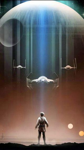 Обои на телефон звездные войны, starwar02, luc