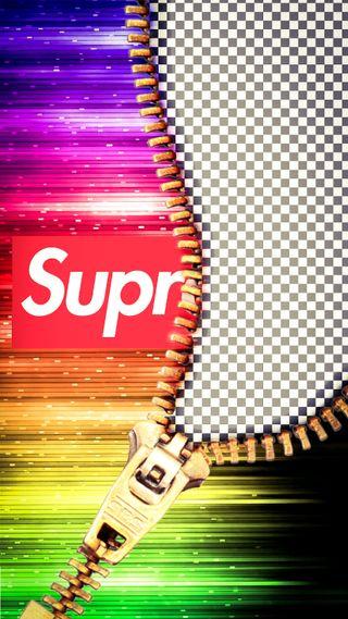 Обои на телефон икона, радуга, неоновые, красочные, дизайнерские, бренды, айфон, абстрактные, transparent, supreme insides, supreme, iphone