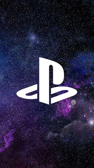 Обои на телефон игровые, пс4, космос, галактика, psone, ps4, playstation, galaxy
