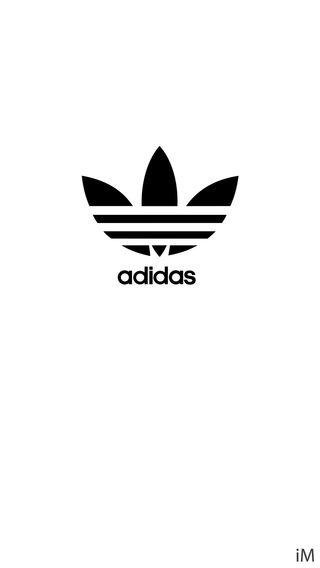Обои на телефон логотипы, бренды, адидас, adidas logo