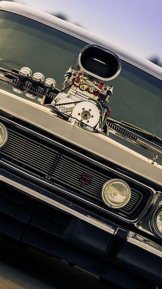 Обои на телефон форд, скорость, машины, двигатель, американские, supercharged, motor, ford