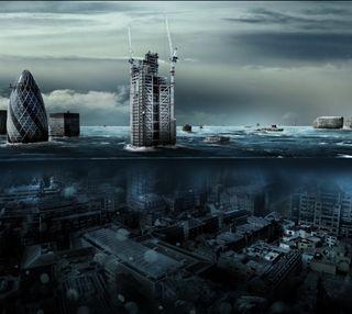 Обои на телефон лондон, будущее, london future, fdhd, bdf