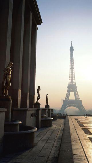 Обои на телефон эйфелева башня, париж, знаки, башня