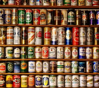 Обои на телефон пиво, напиток, бар, алкоголь, beers, beer shelves