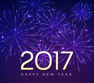 Обои на телефон год, счастливые, новый, vfds, rghtg, happy new year 2017