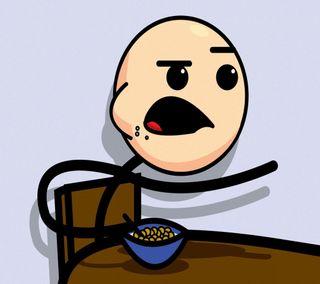 Обои на телефон ярость, мем, рисунки, парень, комиксы, комедия, забавные, cereal