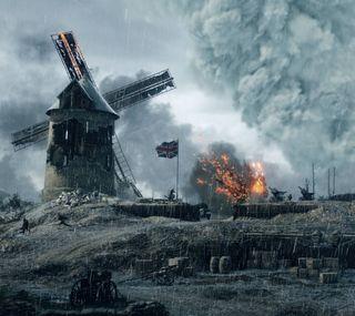 Обои на телефон майкрософт, армия, xbox, windmill, playstation, battlefield
