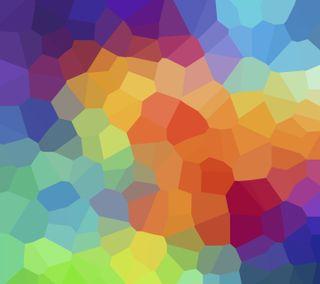Обои на телефон цветные, формы, кристаллы, кристалл, галактика, абстрактные, sgs5 crystals, sgs5, s5, galaxy s
