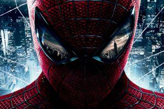 Обои на телефон удивительные, паук, маска, spidy, spider man, moive, hd, 2012