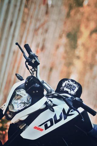 Обои на телефон мотоциклы, ктм, duke200, duke125, duke 200, duke
