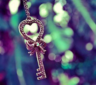 Обои на телефон ключ, сердце, любовь, love