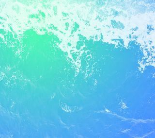 Обои на телефон волна, фото, синие, серфить, свежие, океан, море, крутые, зеленые, вода, mint, hd
