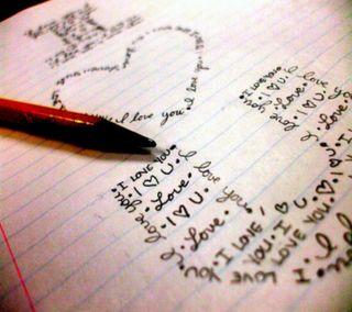 Обои на телефон буквы, чувства, ты, сердце, приятные, любовь, крутые, высказывания, note, i love you