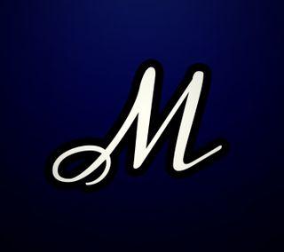 Обои на телефон буквы, прекрасные, beautiful m