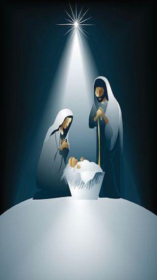 Обои на телефон святой, религия, семья, рождество, holy family