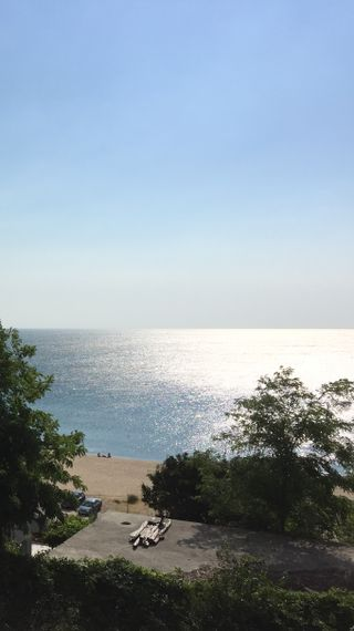 Обои на телефон море, вид, sea view