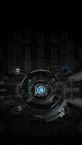 Обои на телефон технология, цифровое, современные, планеты, матрица, красые, высокий, абстрактные, sci-fi, hd, fi