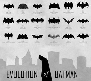 Обои на телефон эволюция, супергерои, рисунки, мультфильмы, марвел, комиксы, голливуд, бэтмен, актер, evolution of batman, dc