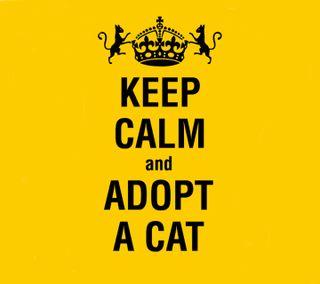 Обои на телефон спокойствие, крутые, кошки, keep calm