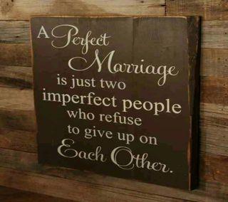 Обои на телефон imperfect, love, perfect, a perfect marriage, любовь, цитата, высказывания, другие, брак