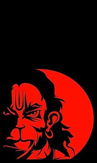 Обои на телефон bajrangbali, balaji, bhagwa, chalisa, hanuman ji, черные, оранжевые, злые, хануман, рам, бхагван